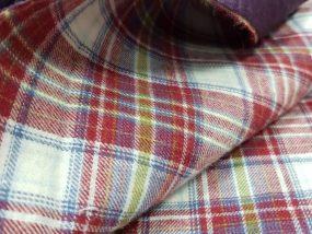 Двухсторонняя костюмная ткань